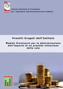 prontuario prestiti inpdap pdf